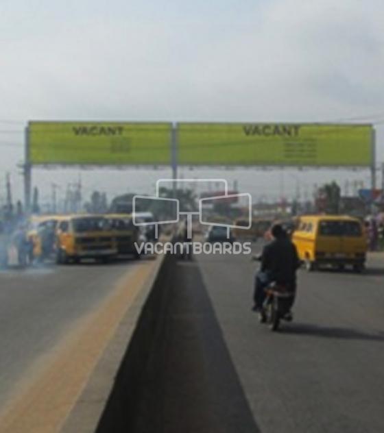 Gantry, Lagos-Abeokuta Express Way, Ogun