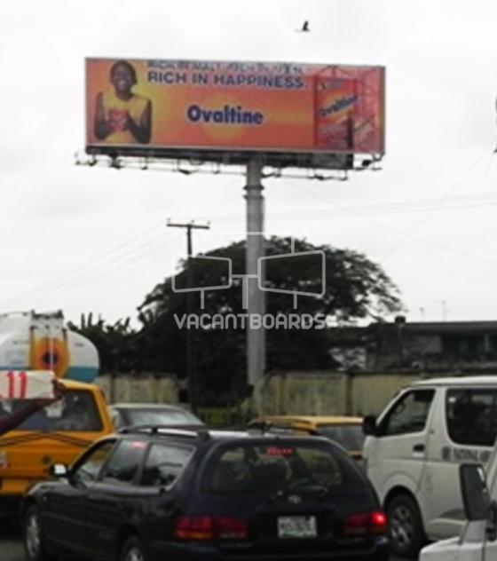 Landscape Unipole, Mobolaji Bank-anthony Way, Lagos