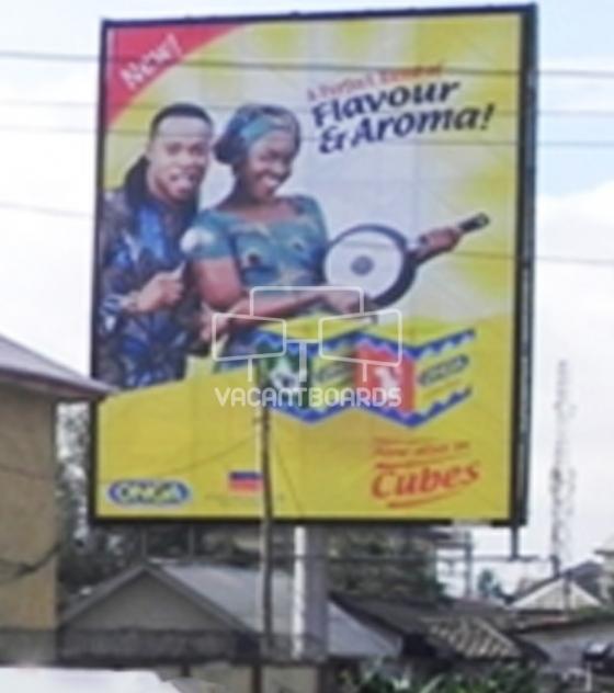 Portrait Unipole, Herbert Macaulay Road, Lagos