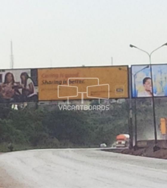 Gantry, Ibadan express, Ibadan