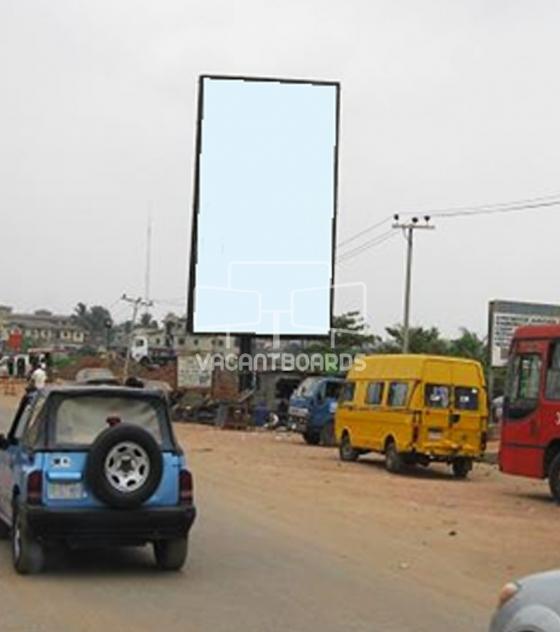 Portrait Unipole Abeokuta-Lagos Express Way, Ogun