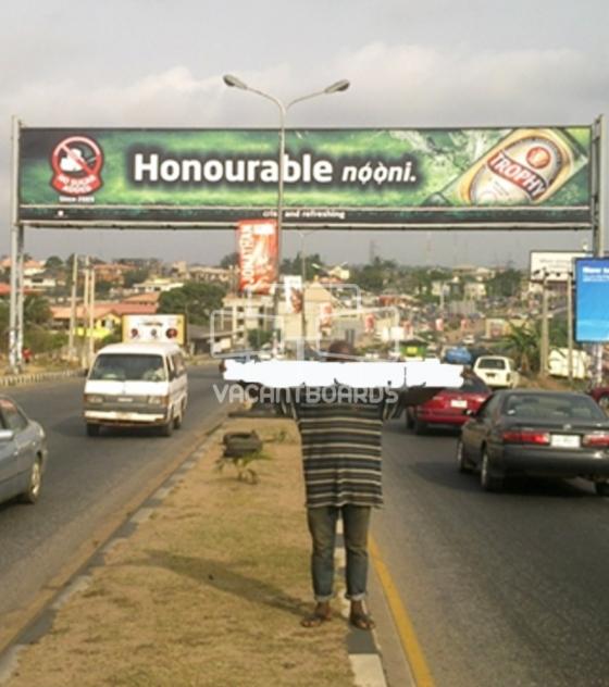 Gantry, Ring Road, Ibadan