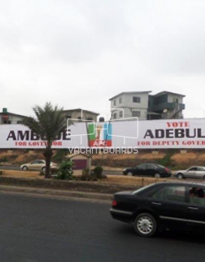 Wall Mount - Oworonshoki, Lagos