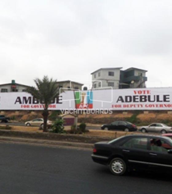 Wall Mount – Oworonshoki, Lagos