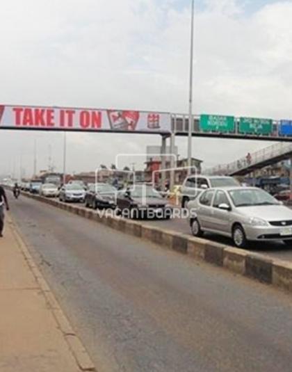 Bridge Panel, Ikorodu Road, Jibowu, Lagos