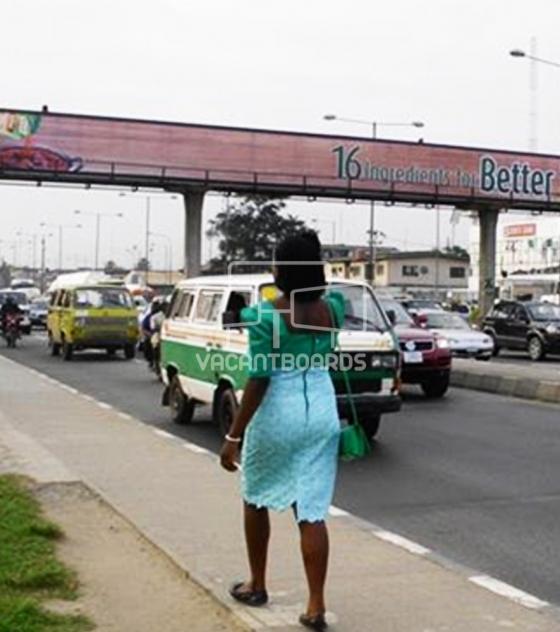 Bridge Panel, Iponri Alaka, Western Avenue Surulere, Lagos