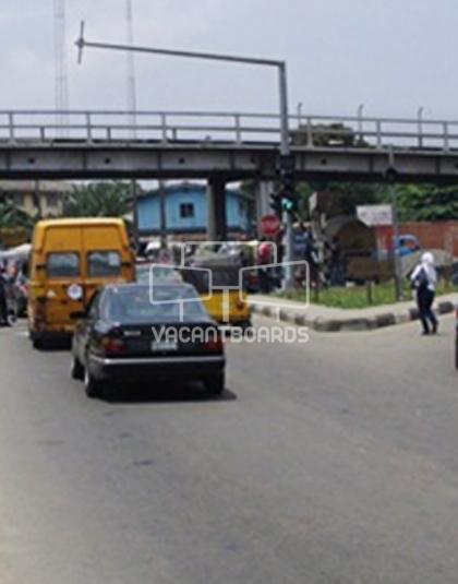 Bridge Panel, Herbert Macaulay Way, Yaba , Lagos
