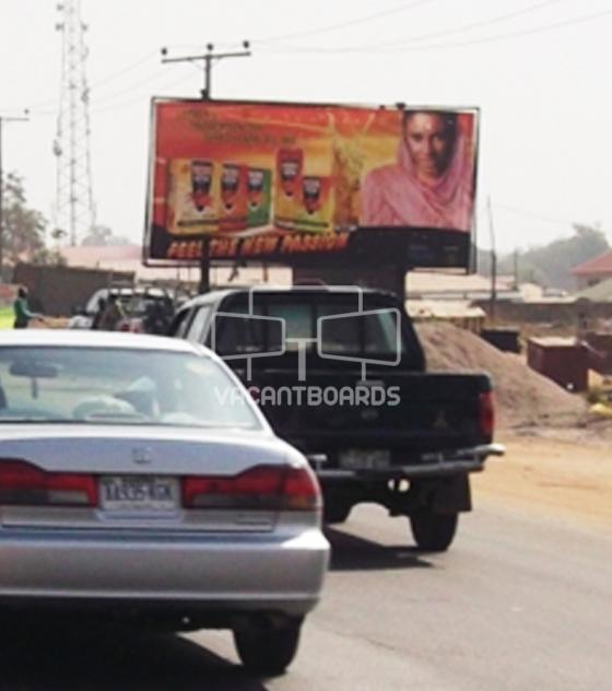 Super 48 Sheet Billboard, Sabo, Kaduna