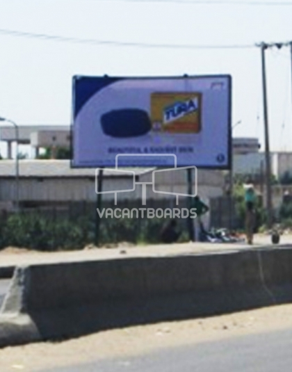 Super 48 sheet billboard, Hadiya Road, Kano
