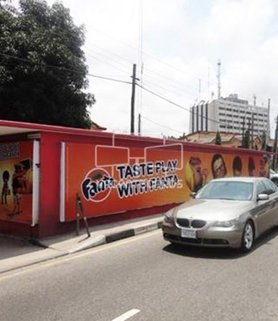 Tunnel LIght Boxes, Falomo Awolowo Way, Lagos