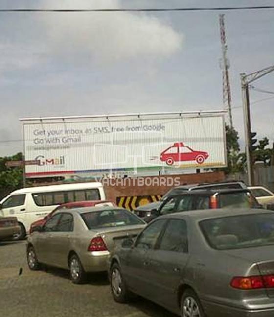 Wall Panel – Ajose Adeogun, V I, Lagos