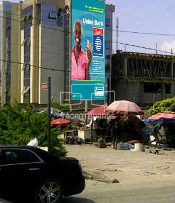 Wall Drape – Ligali Ayorinde, V I, Lagos