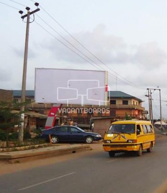 Super 48 Sheet Billboard – Ikotun Road, Ejigbo, Lagos