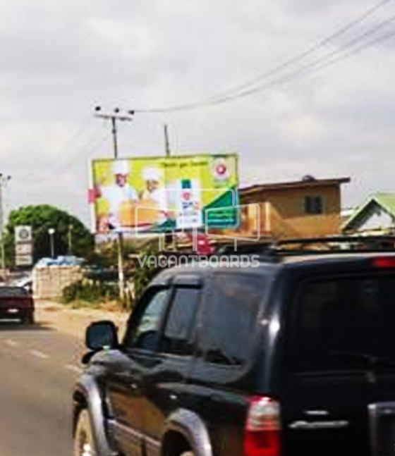 Super 48 Sheet Billboard – Jakande Estate, Ejigbo, Lagos