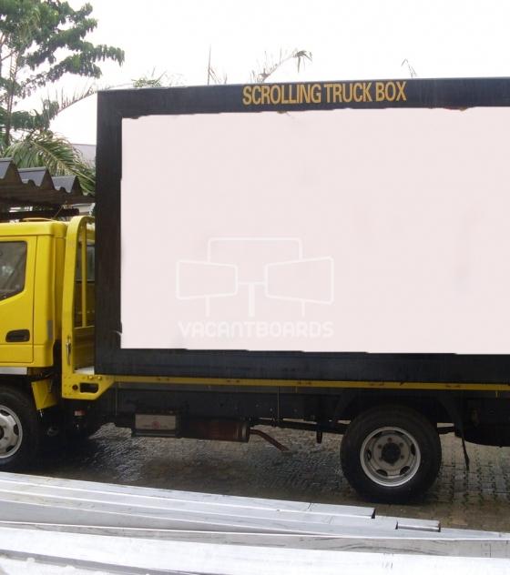 Mobile Scrolling Truck – Lagos
