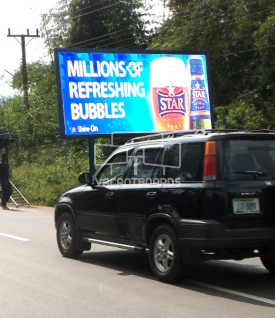 Super 48 Sheet Billboard, Nneni- Nnobi Road, Anambra