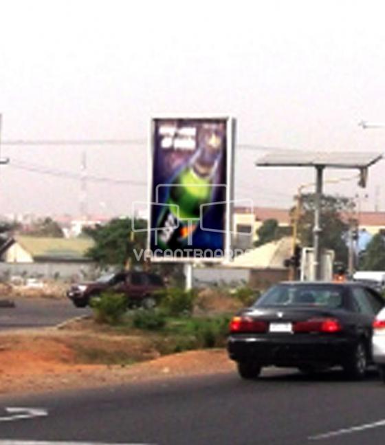 Portrait Unipole, Muritala Mohammed Way, Abuja