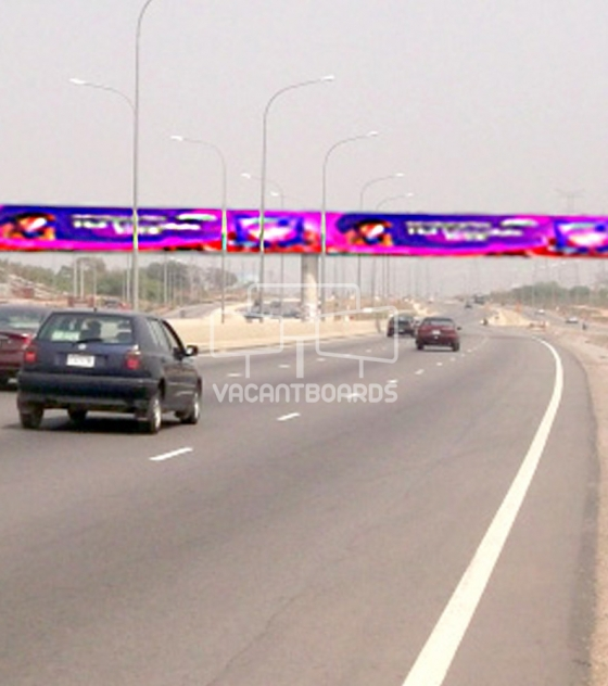 Bridge Panel, Airport Road, Abuja