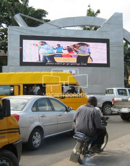 LED Billboard, Apapa Point Road, Lagos