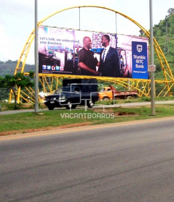 Large Format, Airport Road, Abuja