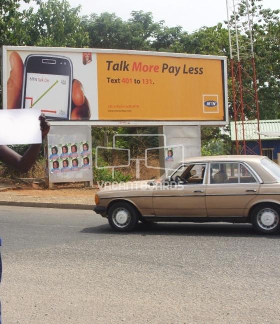 Large Format, Muritala Mohammed Way, Abuja