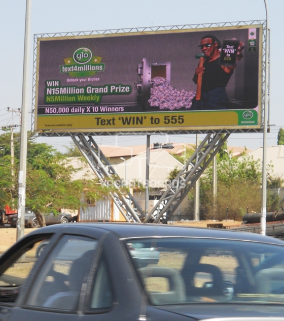 LED Billboard – Ministry of Works 1, AbujaUJA 10