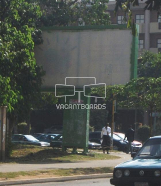 Backlit Billboard Ahmadu Bello Way, Abuja