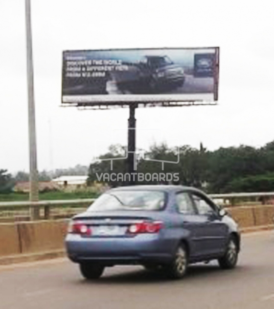 Landscape Unipole, Gwarinpa Express Way, Abuja