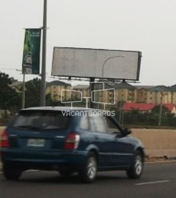 Landscape Unipole, Airport Road, Abuja
