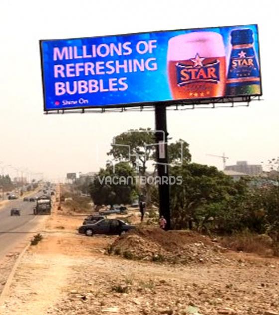 Landscape Unipole, Gwarimpa Express  Road, Abuja