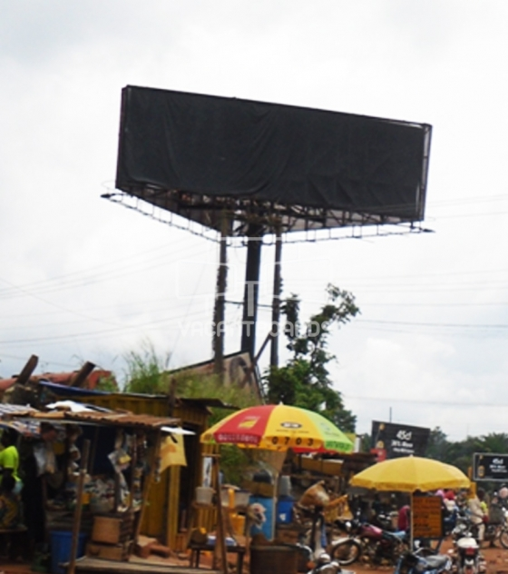 Landscape Unipole, Nnewi Traffic-Light Junction, Anambra