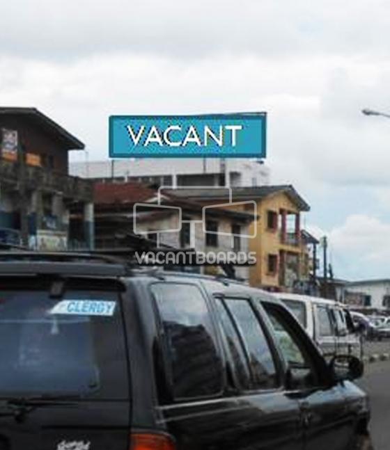 Rooftop Billboard – Mokola U.I. Road, Ibadan
