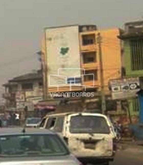 Wall Drape – Mokola, Ibadan