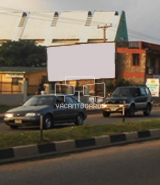 48 Sheet Billboard – Molete, Challenge, Ibadan