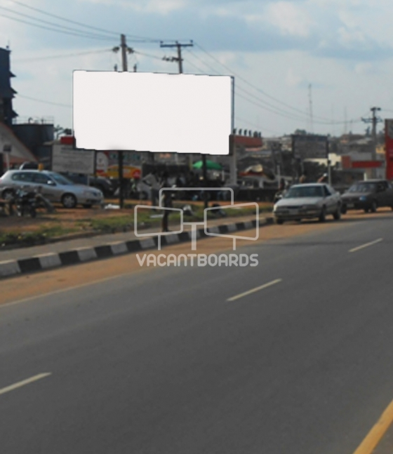 48 Sheet Billboard – Challenge, Ibadan