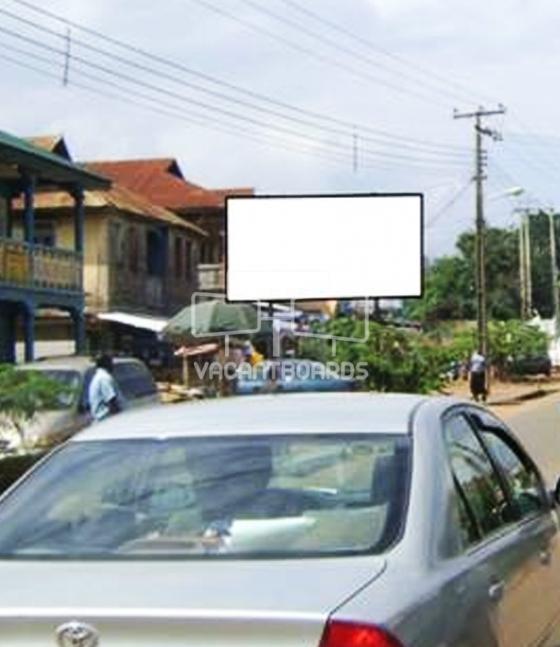 48 Sheet Billboard – Hostipal Road, Akure
