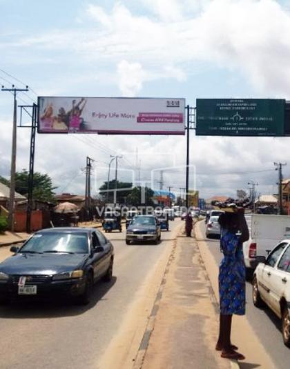 Gantry – Nnebisi Road Asaba, Delta