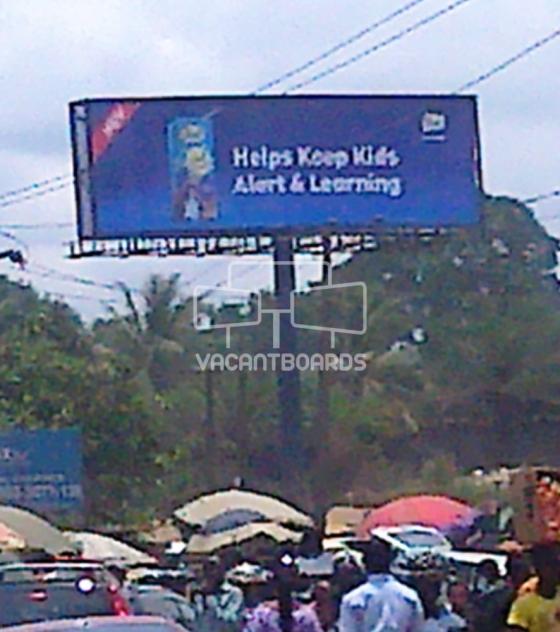 Landscape Unipole, Lagos / Badagry express way,  Morogbo Agbara Junction, Ogun