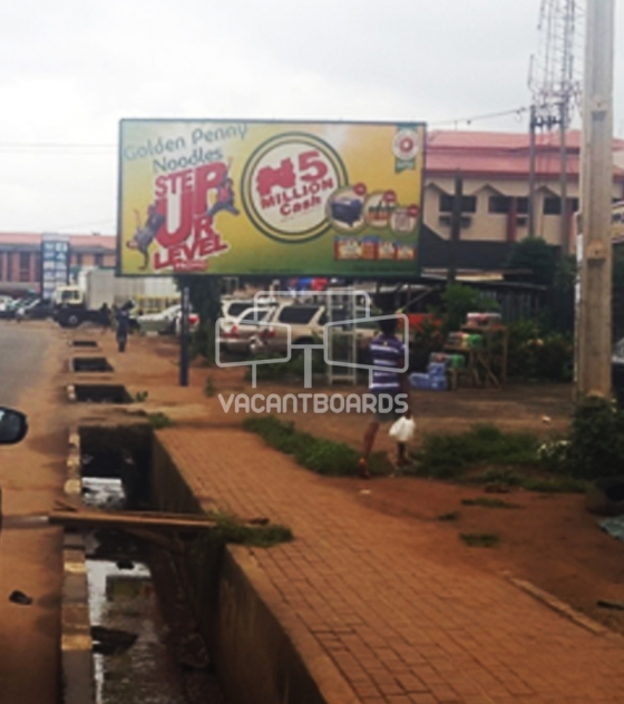 48 Sheet Billboard Idimu/Egbeda Road, Lagos
