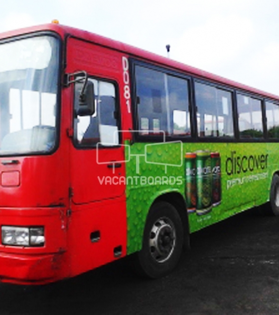Lag Bus Transit Advertising