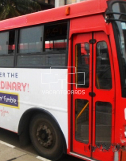 Lag Bus Transit Advertising, Lagos