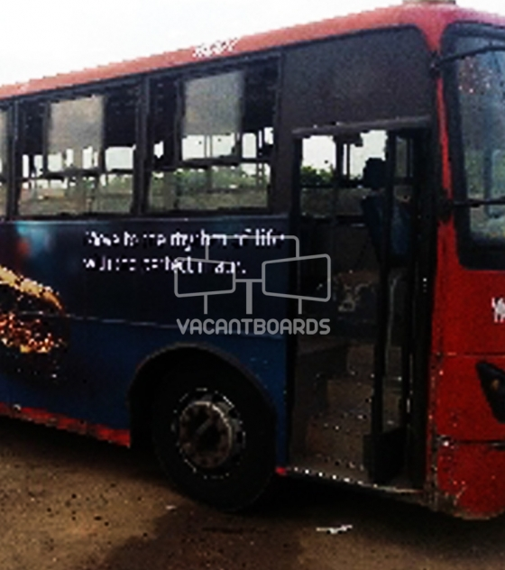 Lag Bus Transit Advertising