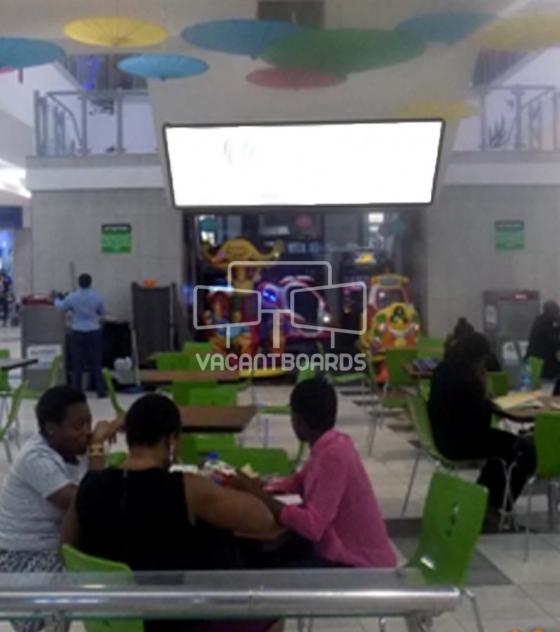 Digital Screens – The Palms Lekki, Lagos