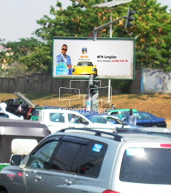 Backlit Billboard – Ahmadu Bello Way, Abuja