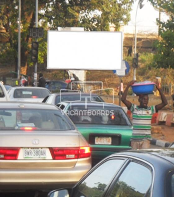 Backlit Billboard – Herbert Macaulay Way, Abuja