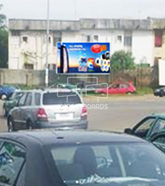 Backlit Billboard – IBB/Adetokunbo Way, Abuja