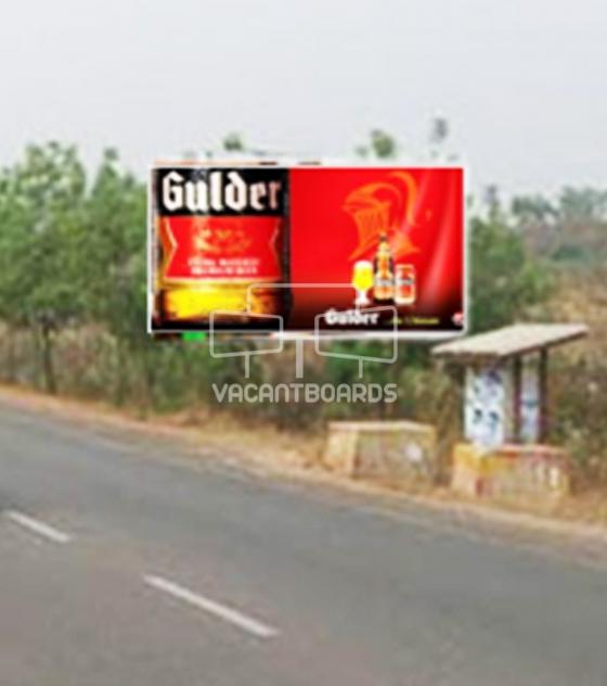 Backlit Billboard – Bill Clinton Drive, Abuja