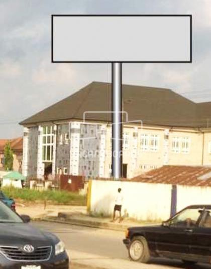 Landscape Unipole - Obiakpor Police HQ Port Harcourt, Rivers