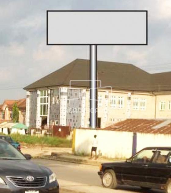Landscape Unipole – Obiakpor Police HQ Port Harcourt, Rivers