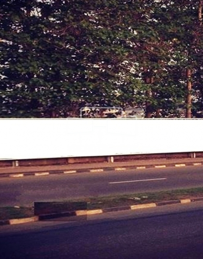 Wall Pannel Billboard, Abeokuta